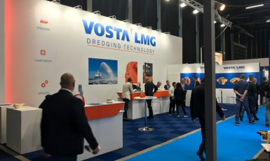 Successful exhibition for VOSTA LMG