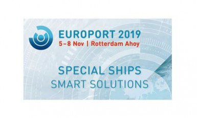 Visit us at Europort 2019 from 5-8 November