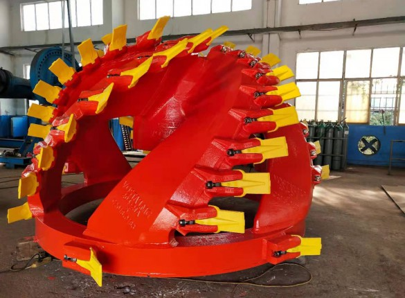 Successful delivery of VOSTA LMG T6 and T8 Cutter Heads