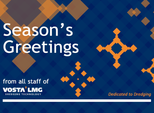 Happy New Year from VOSTA LMG